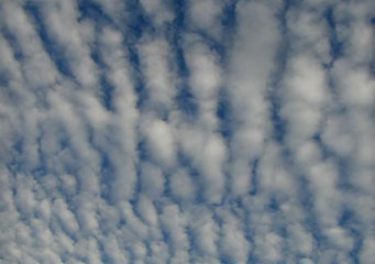 Striations Clouds
